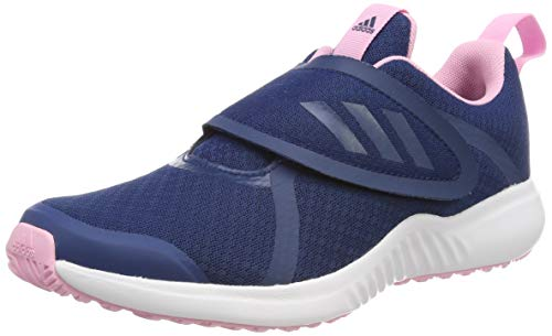 Adidas Fortarun X CF K, Zapatillas de Running Unisex Niños, Azul (Legend Marine/True Pink/FTWR White Legend Marine/True Pink/FTWR White), 30.5 EU