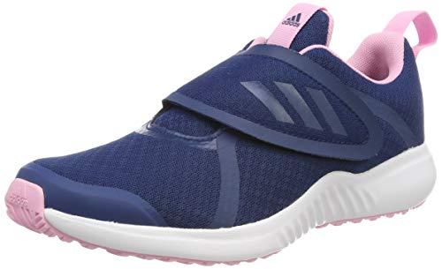 adidas Unisex-Kinder Fortarun X Cloudfoam Fitnessschuhe, Mehrfarbig (Multicolor 000), 33 EU