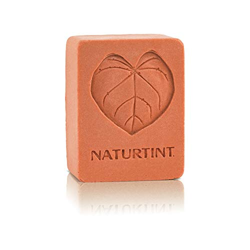 Naturtint, Champú Sólido + Acondicionador Fortaleza, 75ml, Rojo (PT0402ES0035)