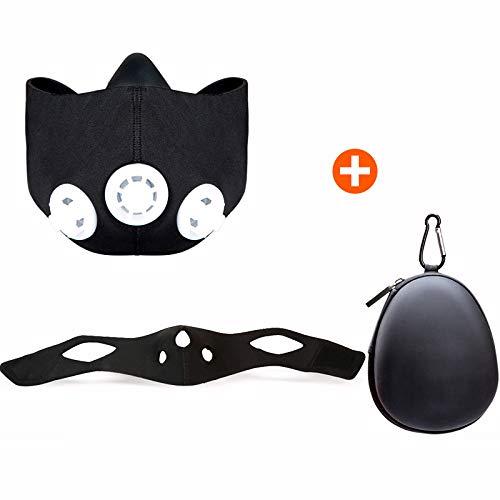 bangyao Training Mask 20 Fitness Mask | Workout Mask | Max Breathing Resistance Levels  Fitness Mask | Training in High Altitude Simulation  Increase Cardio Endurance
