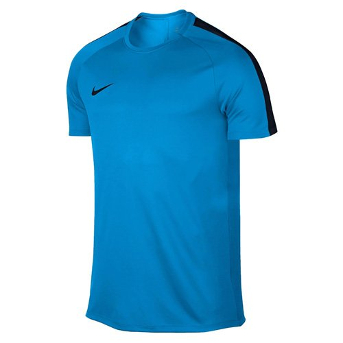 Nike 832967-470 T- T-Shirt de Football Homme, Bleu Héros Obsidienne, FR : S (Taille Fabricant : S)