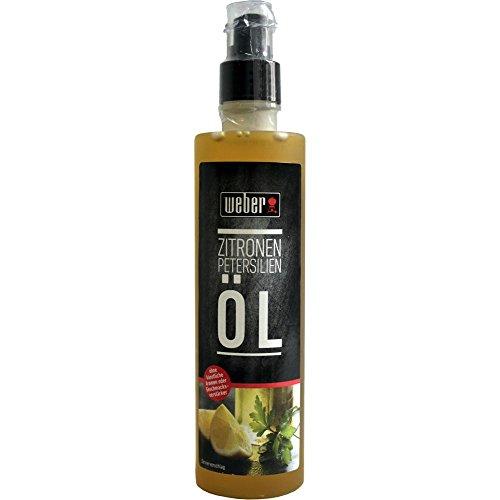 Weber Zitronen Petersilien Öl, 250 ml