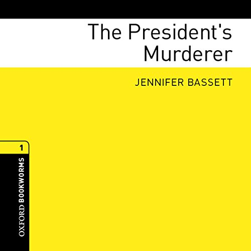 The President's Murderer audiobook cover art