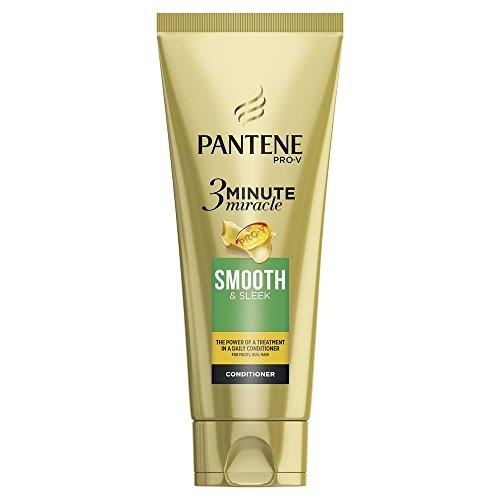 Pantene 3minute Miracle Smooth & Sleek, balsamo 200ml