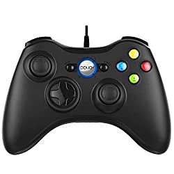 professional Wired game controller for computer PC joystick (Windows XP / 07/08/10) / PS3 / Android game…
