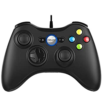 Wired Game Controller PC Joystick for Computer  Windows XP/7/8/10  / PS3 / Android Gaming Vibration Feedback Steam Controller