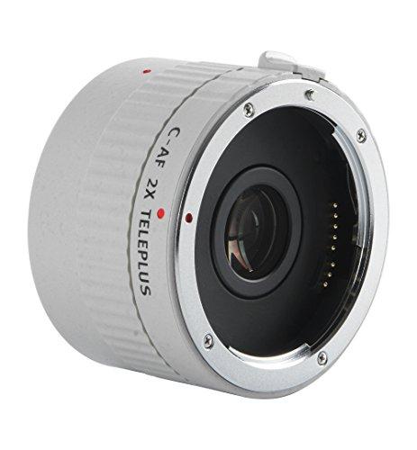 Viltrox C-AF 2 X - Téléconvertisseur étendre la monture d'objectif de mise au point automatique pour objectif Canon EOS EF