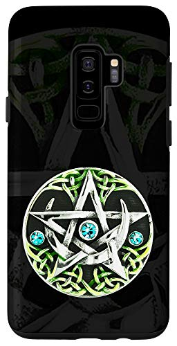 Galaxy S9+ Celtic Pentacle Case