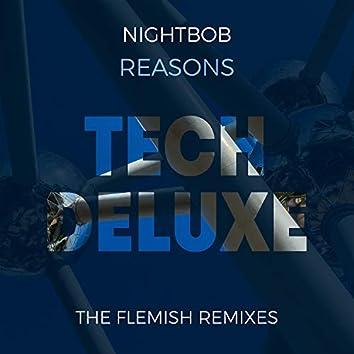 REASONS: The Flemish Remixes