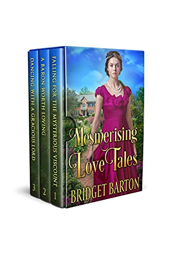 Mesmerising Love Tales Box Set