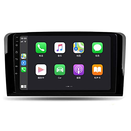 WHL.HH for Benz ML320 ML350 ML400 GL450 Android 9.0 Car Stereo...