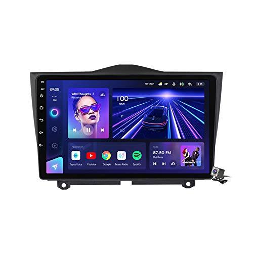 Android 10 Car Radio de Navegación GPS para Lada Granta Cross 2018-2019 con 9 Pulgada Táctil Support 5G FM Am RDS/DSP MP5 Player/Steering Wheel Control/Carplay Android Auto,7862: 6+128