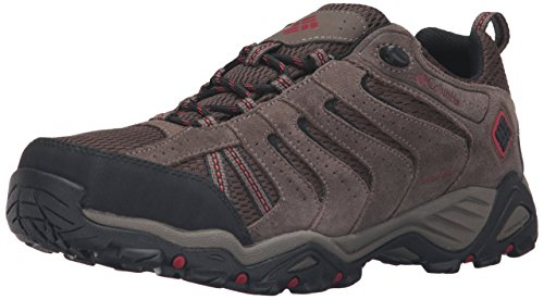 Columbia North Plains Ii Waterproof, Zapatillas de Senderismo, Marrón (Cordovan / Gypsy),...