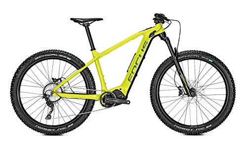 Focus Jam ² HT 6.8 Plus Shimano Passi Elettrico all Mountain Bike 2019 - Lime, L/47cm