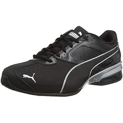 Puma - Tazon 6 FM, Zapatillas de Running Hombre, Negro (Puma Black-Puma Silver 03), 44.5 EU