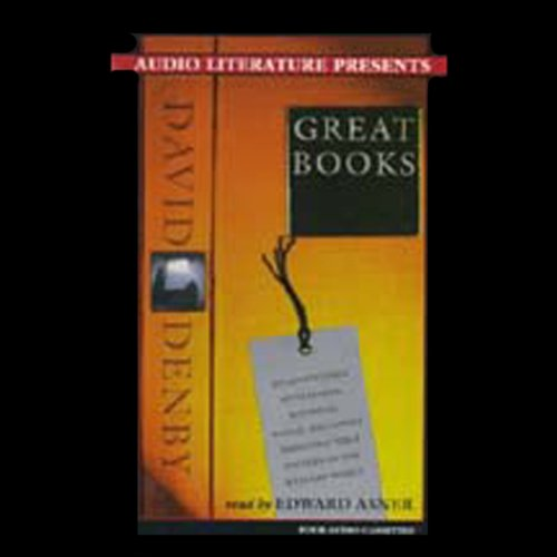 Great Books audiobook cover art