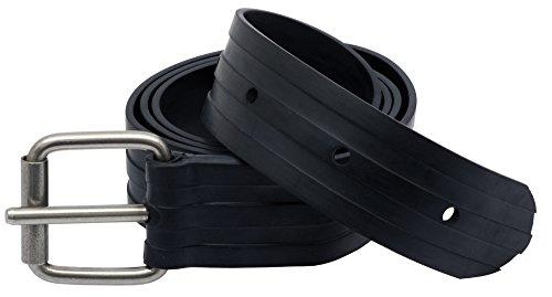 Cressi TA625055 Marseillas - Cinturón de Buceo, Color Negro