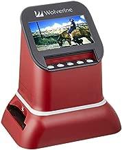 Wolverine F2D Saturn 120 Medium Format 35mm & 127 Film to Digital Converter, Red
