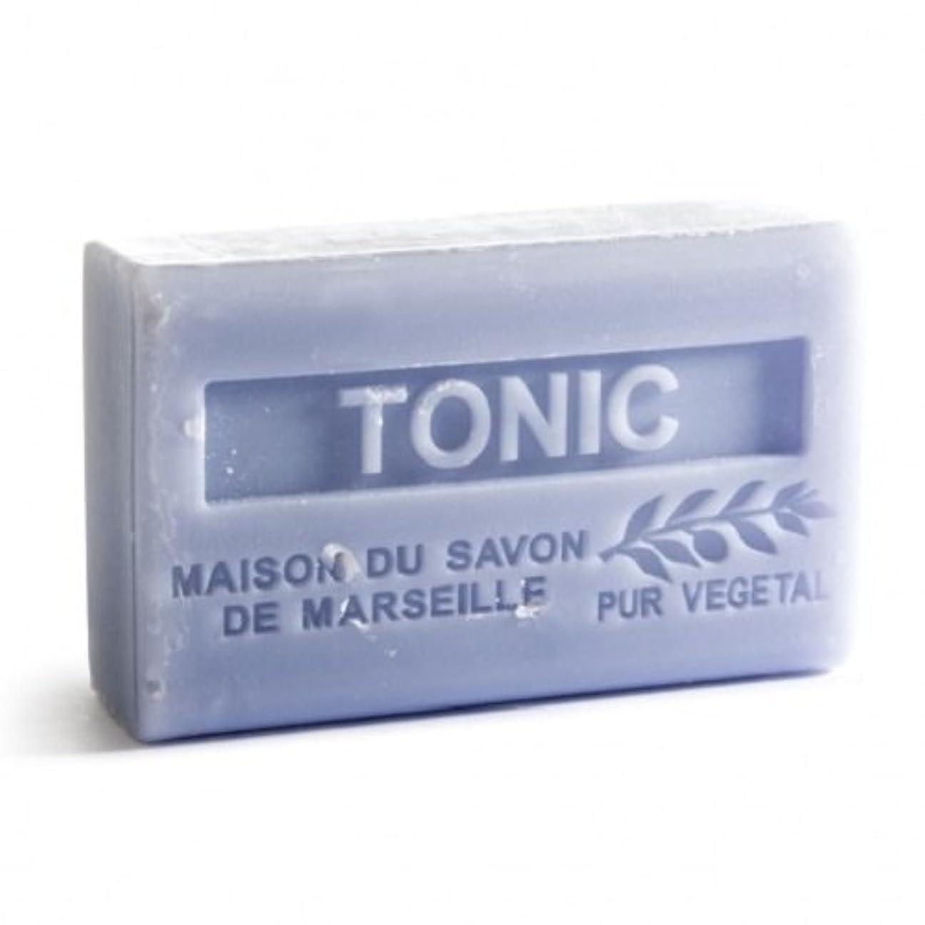 人に関する限り誤解するサロンSavon de Marseille Soap Tonic Shea Butter 125g