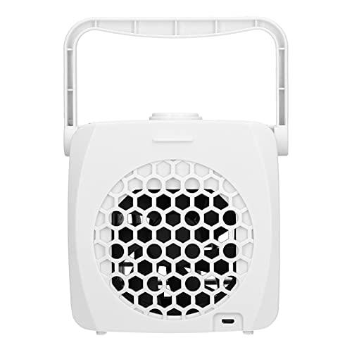 Fan del humidificador, Mini Fan del refrigerador de Aire para el Dormitorio del hogar de la Oficina del automóvil