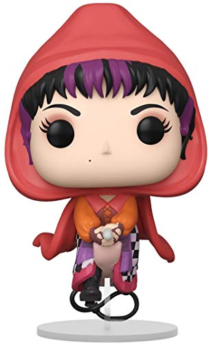 Funko- Pop Disney: Hocus Pocus-Mary Flying Figura Coleccionable, Multicolor (49141)