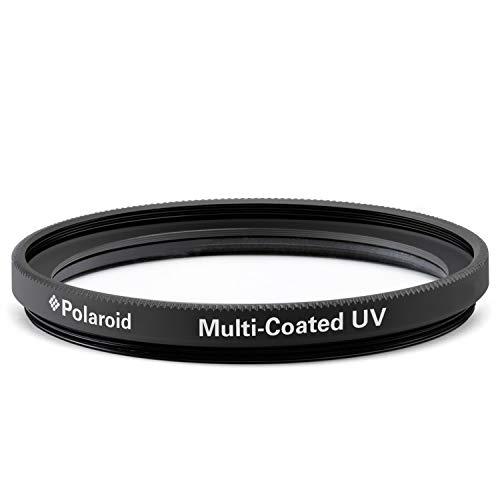 Polaroid Optics 52mm Mehrfachbeschichteter/ Multicoated Glass UV Filter