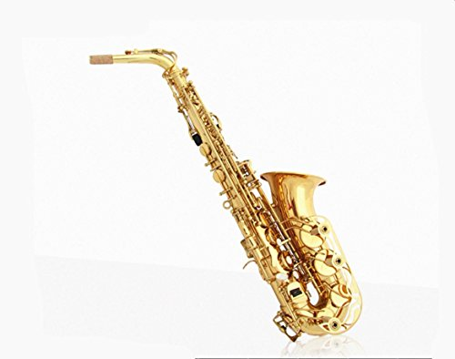 XIE@ Mi bemol conducto de refuerzo saxofón contrabajo tubo de protección de viento grande Alto
