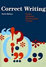 Best correct writing sixth edition Reviews