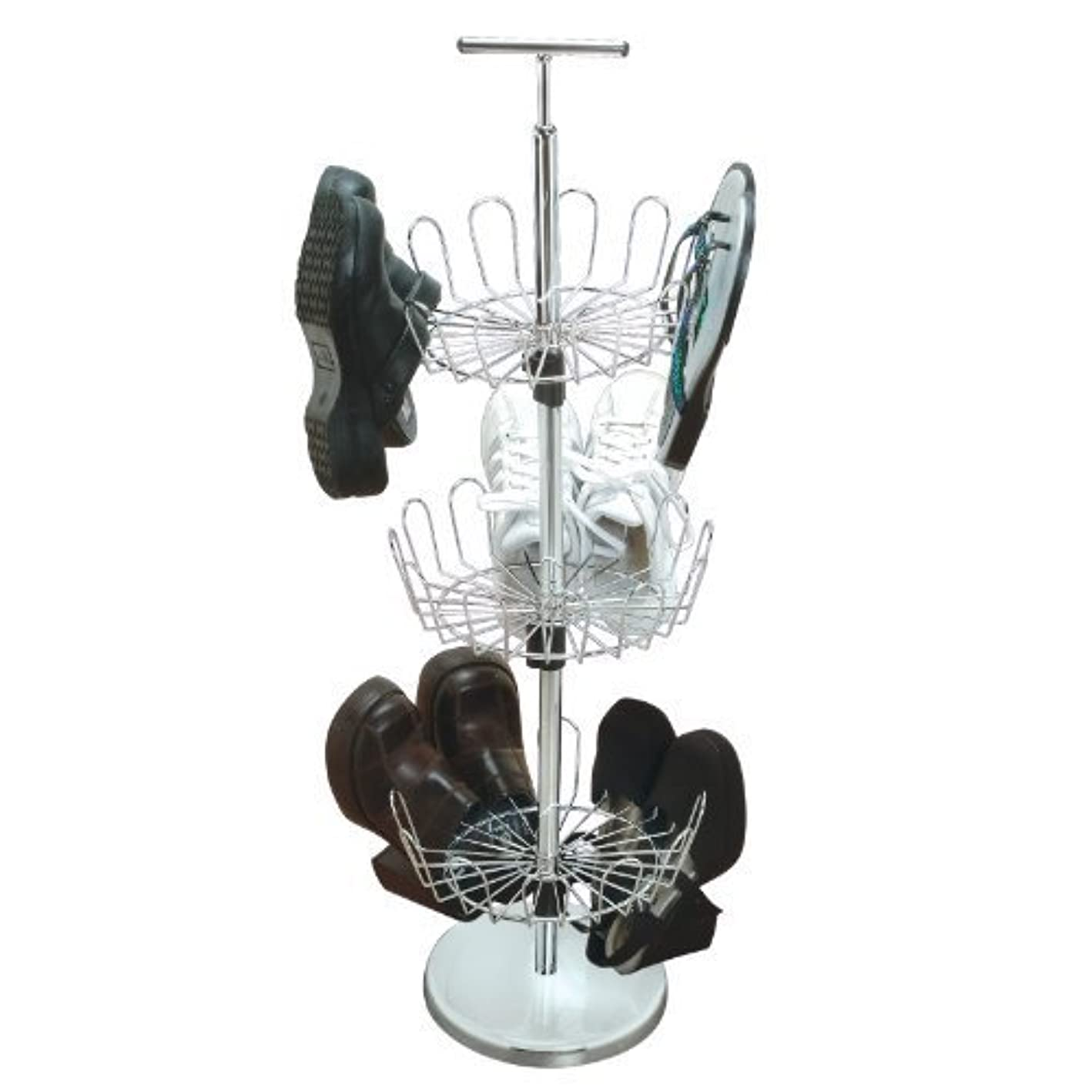 Revolving Shoe Organizer by ETNA PRODUCTS
