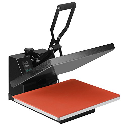 SUNCOO 16x20IN Heat Transfer Machine Digital Sublimation Pressing Machine Clamshell Heat Presses for T-Shirt/Mouse Pad/Phone Case/Cotton/Bags/Tablecloth