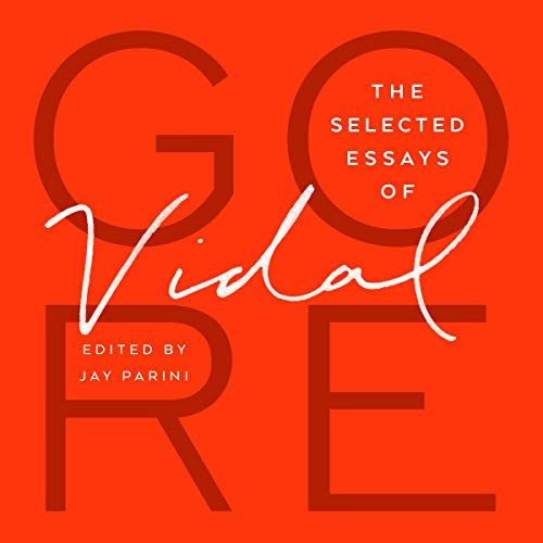 『The Selected Essays of Gore Vidal』のカバーアート