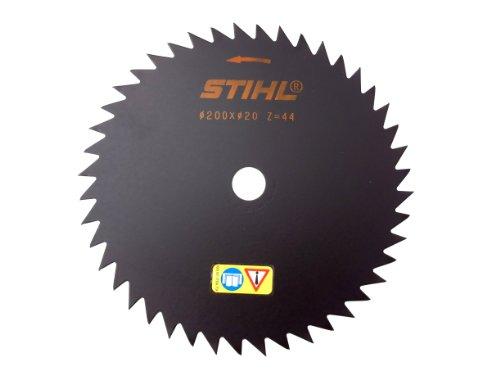 Stihl Disc mit Scharfen Zähnen 200-44, 1 Stück, 40007134200, multicolore