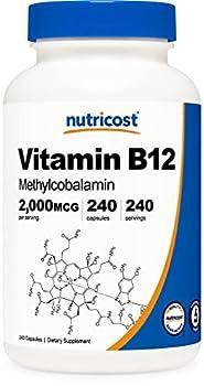 vitamin b12 2000 mcg
