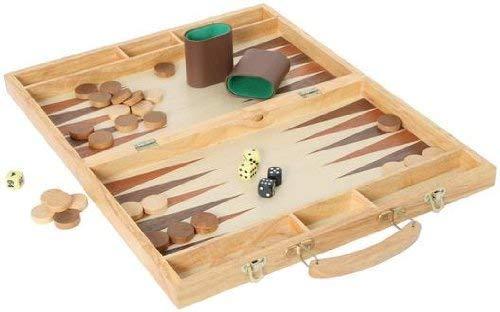 Backgammon-Koffer