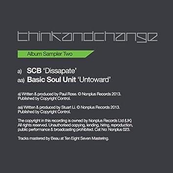 Think & Change LP (Sampler 2)