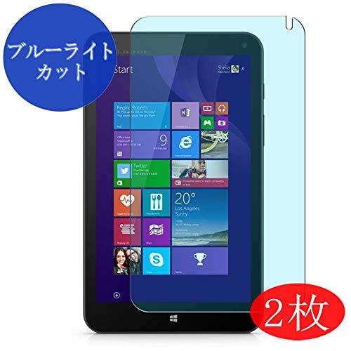 VacFun 2 Piezas Filtro Luz Azul Protector de Pantalla para HP Stream 8 Tablet 5901tw 8
