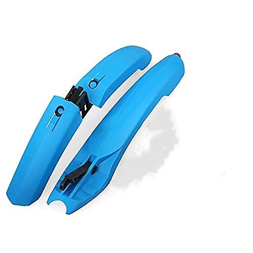 YSSDZYYMXD Fender DE Bicicleta con LED Light BICIDO Fender Fender Ciclo Ciclo BICICLE DE MONTAÑA Accesorios DE FENDERSORIOS,2