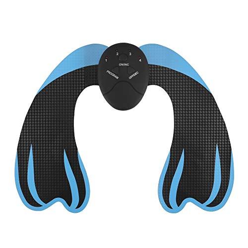 Masajeador de cadera eléctrico, almohadilla de masaje, gimnasio duradero para la oficina de auto-entrenamiento en el hogar