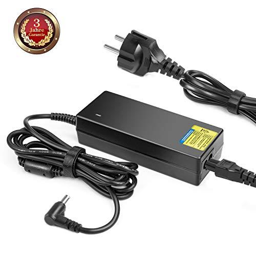 TAIFU Cargador Adaptador 19.5V 90W Compatible con Portátil Sony VAIO VGP-AC19V12 VPCEH2F4E VGP-AC19V37 VGP-AC19V24 PCGA-AC19V PCG91311M Sony Bravia TV KDL32 KDL40 KDL42 Barra de sonido Samsung HW-R450