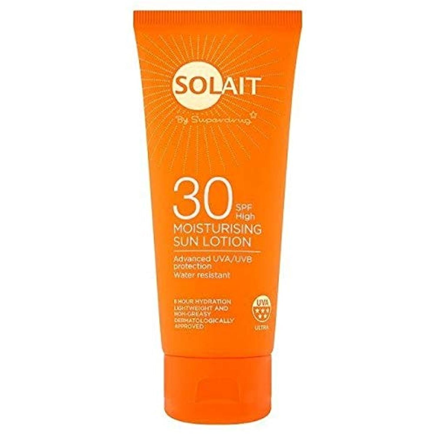 フリンジ執着不機嫌[Solait] Solait日クリームミニSpf30の100ミリリットル - Solait Sun Cream Mini SPF30 100ml [並行輸入品]
