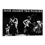 WVUR Band Rage Against The Machine Poster dekorative