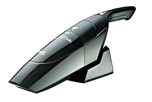 Nilfisk Handy - Barredora de mano, 18 V, sin bolsa 0.5 litros, Negro
