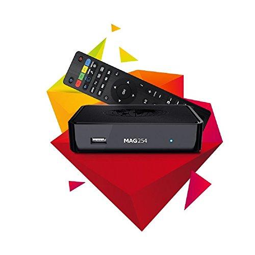 iptv Just New mag 254 HD Media Box, [Importado de UK]