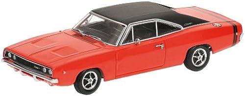 Minichamps 400144721 - Dodge Charger, Ma ab  1 43, Leuchtend rot