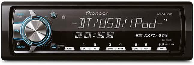 Pioneer MVH-X560BT - Radio RDS con Entrada USB para Coches, Negro: Amazon.es: Electrónica
