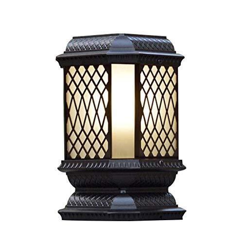 WZXCAP Tuinverlichtingselement, decoratief, tuinverlichting, paal, deur, landschap, binnenplaats, binnenplaats, waterdicht