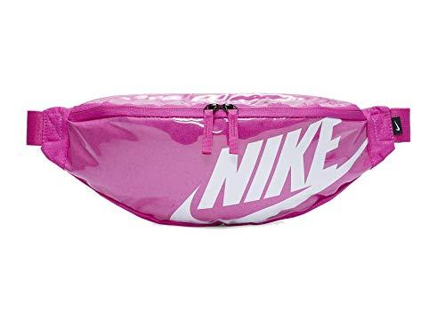 Nike Heritage Big Logo Gürteltasche Waisbag (pink, one Size)