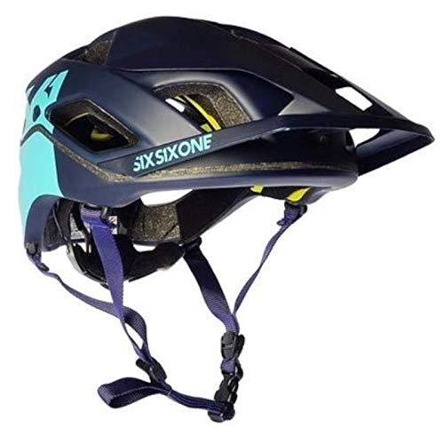 SIXSIXONE EVO Am Patrol MIPS - Casco de Bicicleta - Azul Con