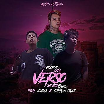 Cada Verso Que Solté (Remix)