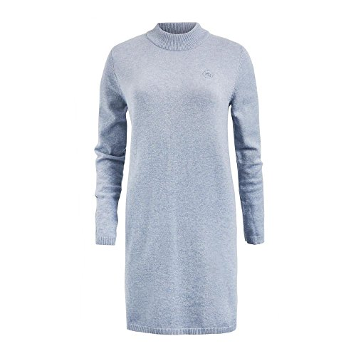 khujo Velia - Strickkleid, Größe_Bekleidung:S, Farbe:Washed Ice